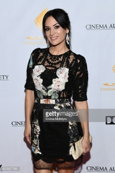 attends the 54th annual Cinema Audio Society Awards at Omni Los Angeles Hotel on February 24, 2018 in Los Angeles, California.